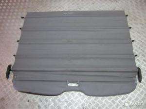 Рулонная шторка багажника своими руками