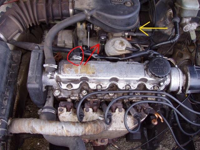 опель фронтера глохнет на прогретом двигателе