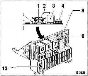 117092 Raspolozhenie Rele I Predokhranitelej besides Saturn Sky Wiring Diagram as well  on astra club fuse box